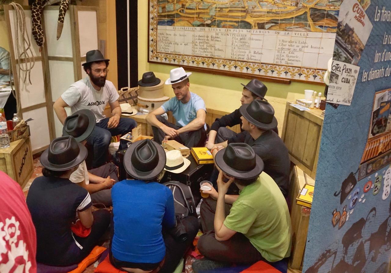 Mafia de Cuba : discussions autour du parrain