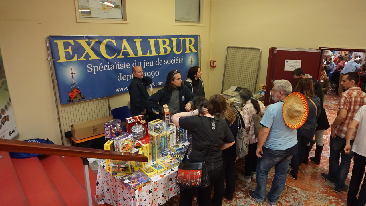 La boutique Excalibur