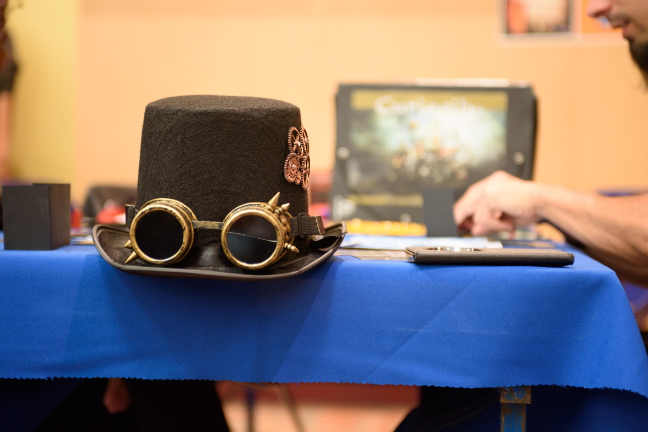 Le chapeau de Curiosity