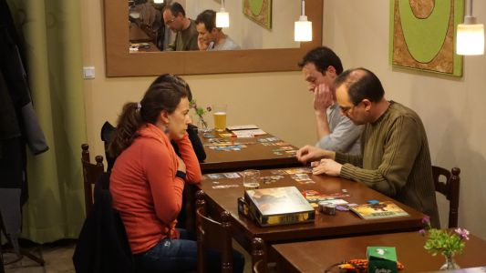 Tournoi de 7 Wonders Duel