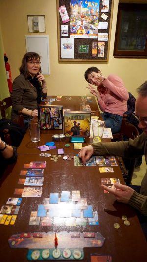 7 Wonders duel rend heureuses
