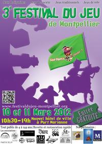 3ème festival du jeu de Montpellier