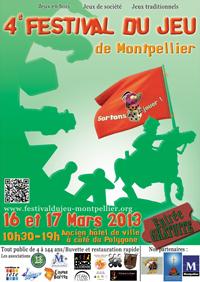 4ème festival du jeu de Montpellier