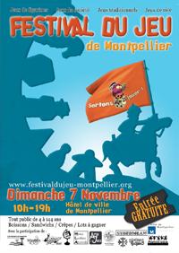 2ème festival du jeu de Montpellier