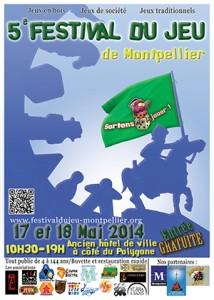 5ème festival du jeu de Montpellier