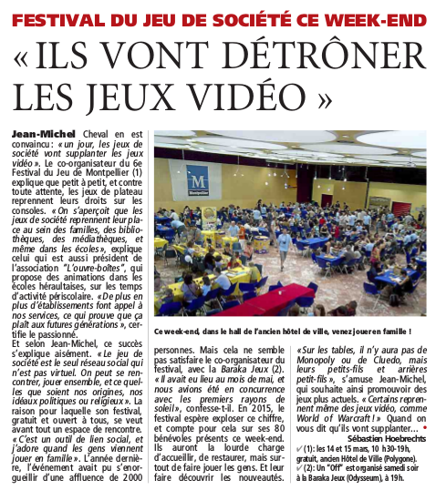 article Direct Montpellier