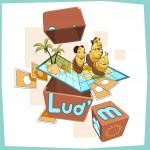 Lud'm Cadre Bleu - 75x75